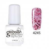 "Gelinis nagų lakas ""Gel Polish"" 7ml."