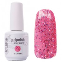 "Gelinis nagų lakas ""Gel Polish"" 15ml. Nr.1865"
