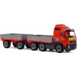 """Žaislinis sunkvežimis """"Mega large truck volvo"""""""