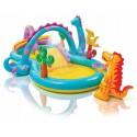 """Pripučiamas vaikams baseinukas """"Intex Dinolando"""""""